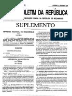 Lei_8_2008 Organização Tutelar de Menores