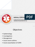 asthma copd  anaphylaxis