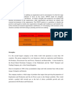 swot analysis of petronas company Petronas swot analysis swot analysis is a simple but useful framework  for  threats the rules and regulation for oil and gas company is stringent.