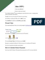Net Present Value.docx