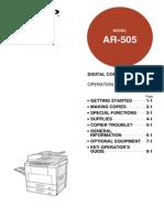 Ar505 Om Gb Sharp