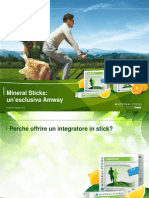 Mineral Sticks Nutrilite
