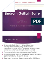 Sindrom Guillain Barre