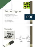 Portas Lógicas - LSC 2012