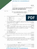 Linear ICs & Applications Jan 2014