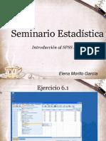 seminario estadística