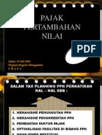 Tax Plan Ppn