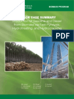 Pyrolysis Project Report Summary