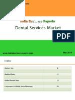 Dental Services Market