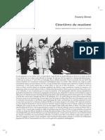 DERON Francis, Cimetières du maoïsme (Quelques rapprochements malséants en matière de massacres)