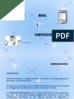 Computación móvil y ubicua