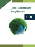 Model CSR Bidang Lingkungan