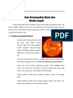 handout bumi dan tata surya