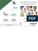 Unimed - relação de médicos - set-12