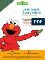 Activitybook - Sesam Str. - Learning Everywhere