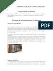 EXEMPLOS DE EQUIPAMENTOS DE PROTEÇÃO COLETIVA CONTRA RUIDO