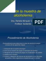 7 Procedimeinto de Alcoholemia en El Su