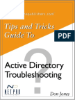 Active Directory Troubleshooting