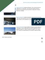 Modern Domes-Thin Shell