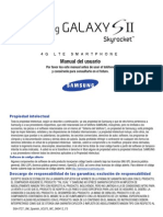 ATT i727 Galaxy S II Skyrocket Spanish User Manual LF5 F3