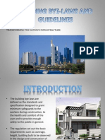 Building Bye Laws Ppt