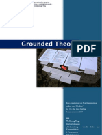 Grounded Theory Ausarbeitung