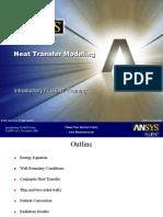 Heat Transfer Modeling -