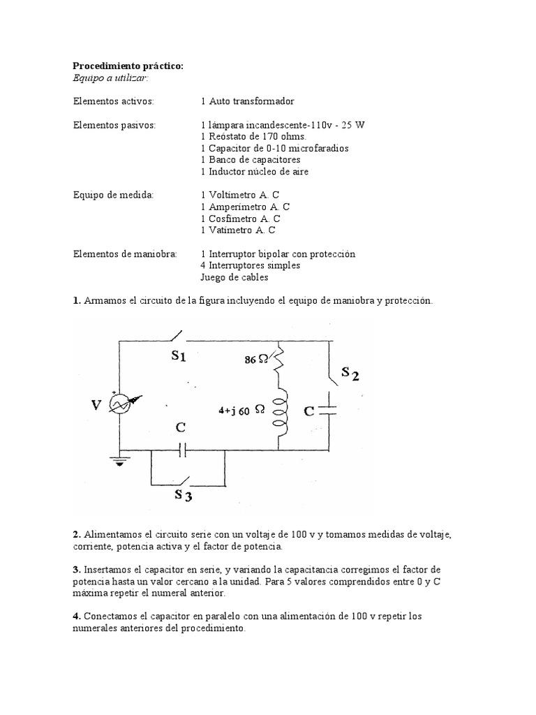 Circuito Quemagrasas : Lab 9.