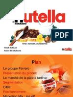 Etude Cas Nutella