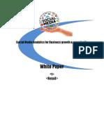 White_Paper_Social Media Analytics Final