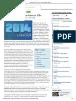 Stratfor QII Forecast 2014
