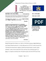 Strunk_v_DOC_et_al._Verified_Complaint_DCD_09-cv-1295_071309