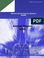 NSRM Report 2009