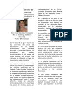 Colombia, El Imperativo Del Marketing Internacional, Sonia Verjel.