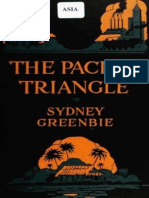 The Pacific Triangle by Sydney Greenbie