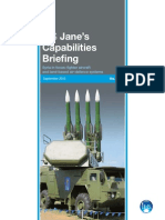 IHS Jane s Capabilities Briefing - Syria in Focus September 2013