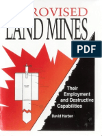 Improvised Land Mines - David Harber - Paladin Press