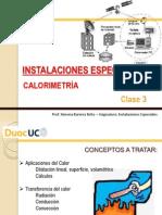 Instalaciones Especiales Clase 3
