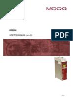 Moog ServoDrives DS2000 Manual