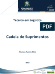 Caderno de Logística(Cadeia de Suprimentos) RDDI