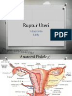 Ppt Rupture Uteri