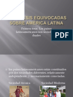 Siete tesis equivocadas sobre América Latina