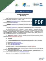 111 2013 Edital Erasmus