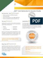 Virtual Forge CodeProfiler Broschur en 2013