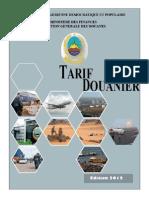 Tarif Douanier Fr 2012