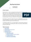 GSoC application template
