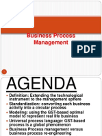 Business Process Managemnet