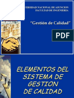 Elementos - SGC