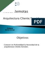Redes Remotas Clase 2