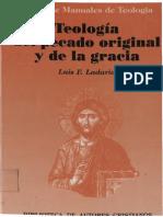 01- Teologia Del Pecado Original y de La Gracia - Luis Landaria